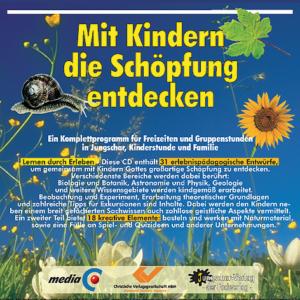 Mit Kindern die Schöpfung entdecken (CD)
