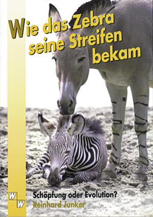 Wie das Zebra seine Streifen bekam