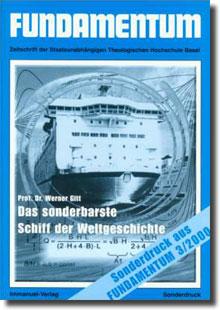 Das sonderbarste Schiff der Weltgeschichte