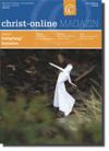 Christ-online Magazin 'Schöpfung/Evolution' für Jugendliche und Jugendarbeit